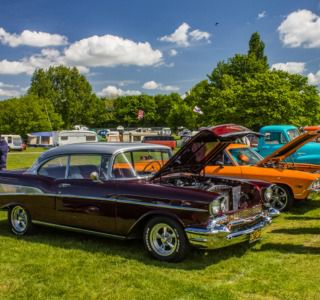 National Hot Rod Custom & American Car Show @ Peterborough Showground | Alwalton | United Kingdom