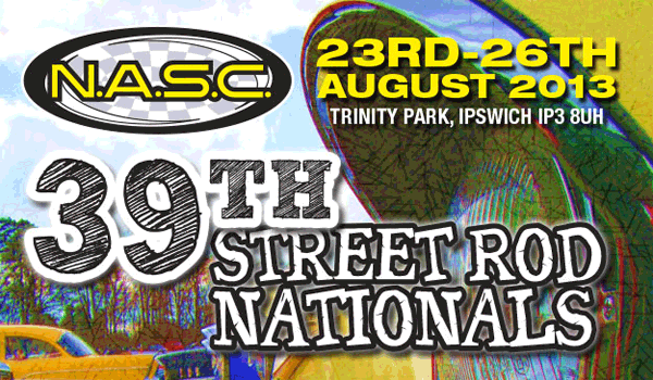 NASC Street Rod Nationals @ Trinity Park | England | United Kingdom